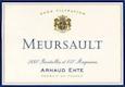 Arnaud Ente Meursault  - label