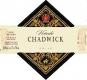 Viñedo Chadwick  - label