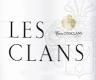 Château d' Esclans Les Clans - label