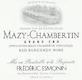 Frédéric Esmonin Mazis-Chambertin Grand Cru  - label