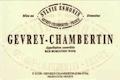 Domaine Sylvie Esmonin Gevrey-Chambertin  - label