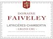 Domaine Faiveley Latricières-Chambertin Grand Cru  - label