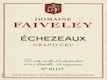 Domaine Faiveley Echezeaux Grand Cru  - label
