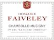 Domaine Faiveley Chambolle-Musigny Premier Cru La Combe d'Orveaux - label