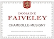 Domaine Faiveley Chambolle-Musigny  - label