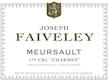 Domaine Faiveley Meursault Premier Cru Charmes - label