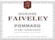 Domaine Faiveley Pommard Premier Cru Les Rugiens - label