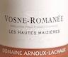 Domaine Arnoux-Lachaux (ex Robert Arnoux) Vosne-Romanée Les Hautes Maizières - label