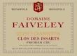 Domaine Faiveley Gevrey-Chambertin Premier Cru Clos des Issarts - label