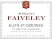 Domaine Faiveley Nuits-Saint-Georges Premier Cru Les Damodes - label