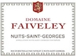 Domaine Faiveley Nuits-Saint-Georges  - label