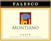 Falesco Montiano - label