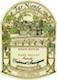 Far Niente Cabernet Sauvignon - label