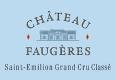Château Faugères  Grand Cru Classé - label
