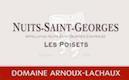 Domaine Arnoux-Lachaux (ex Robert Arnoux) Nuits-Saint-Georges Les Poisets - label
