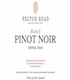 Felton Road Pinot Noir Block 5 - label