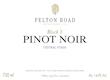 Felton Road Pinot Noir Block 3 - label