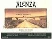 Bodegas Condado de Haza Alenza - label