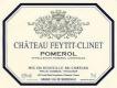 Château Feytit Clinet  - label