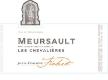 Jean-Philippe Fichet Meursault Les Chevalières - label