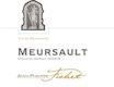 Jean-Philippe Fichet Meursault  - label