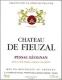 Château de Fieuzal Rouge Cru Classé de Graves - label