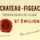 Château Figeac  Premier Grand Cru Classé B - label