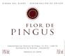 Dominio de Pingus Flor de Pingus - label