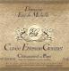 Domaine Font de Michelle Châteauneuf-du-Pape Cuvée Etienne Gonnet - label