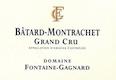 Domaine Fontaine-Gagnard Bâtard-Montrachet Grand Cru  - label