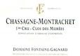 Domaine Fontaine-Gagnard Chassagne-Montrachet Premier Cru Clos des Murées - label