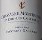 Domaine Fontaine-Gagnard Chassagne-Montrachet Premier Cru Les Caillerets - label