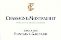 Domaine Fontaine-Gagnard Chassagne-Montrachet  - label