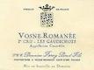 Domaine Régis Forey Vosne-Romanée Premier Cru Les Gaudichots - label