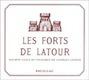 Château Latour Les Forts de Latour - label