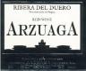 Bodegas Arzuaga Navarro  Gran Reserva - label
