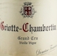 Domaine Fourrier Griotte-Chambertin Grand Cru Vieilles Vignes - label