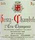 Domaine Fourrier Gevrey-Chambertin Premier Cru Champeaux Vieilles Vignes - label