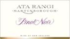 Ata Rangi Pinot Noir - label