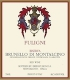 Fuligni Brunello di Montalcino  Riserva - label