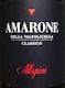 Allegrini Amarone della Valpolicella Classico  - label