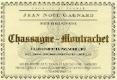 Domaine Jean-Noël Gagnard Chassagne-Montrachet Premier Cru La Boudriotte - label