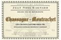 Domaine Jean-Noël Gagnard Chassagne-Montrachet Premier Cru Les Champs Gain - label