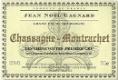 Domaine Jean-Noël Gagnard Chassagne-Montrachet Premier Cru Les Chenevottes - label