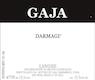 Gaja Langhe Darmagi - label