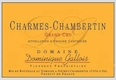 Domaine Dominique Gallois Charmes-Chambertin Grand Cru  - label