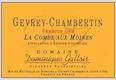Domaine Dominique Gallois Gevrey-Chambertin Premier Cru Combe aux Moines - label