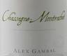Alex Gambal Chassagne-Montrachet Premier Cru Clos Saint-Jean - label