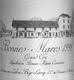Domaine d'Auvenay (Lalou Bize-Leroy) Bonnes-Mares Grand Cru  - label