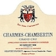 Domaine Geantet-Pansiot Charmes-Chambertin Grand Cru  - label